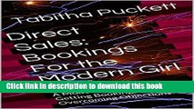 [PDF]  Direct Sales: Bookings For the Modern Girl: A Modern Girl s Guide to Getting Bookings and