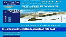 Read St-Gervais les Bains, Mt. Blanc (Top 25) (French Edition)  Ebook Free