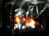 The Rakes Live @ Le rock dans tous ses états Evreux 2007