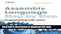 Computers Book Summary: Assembly Language Step-by-Step