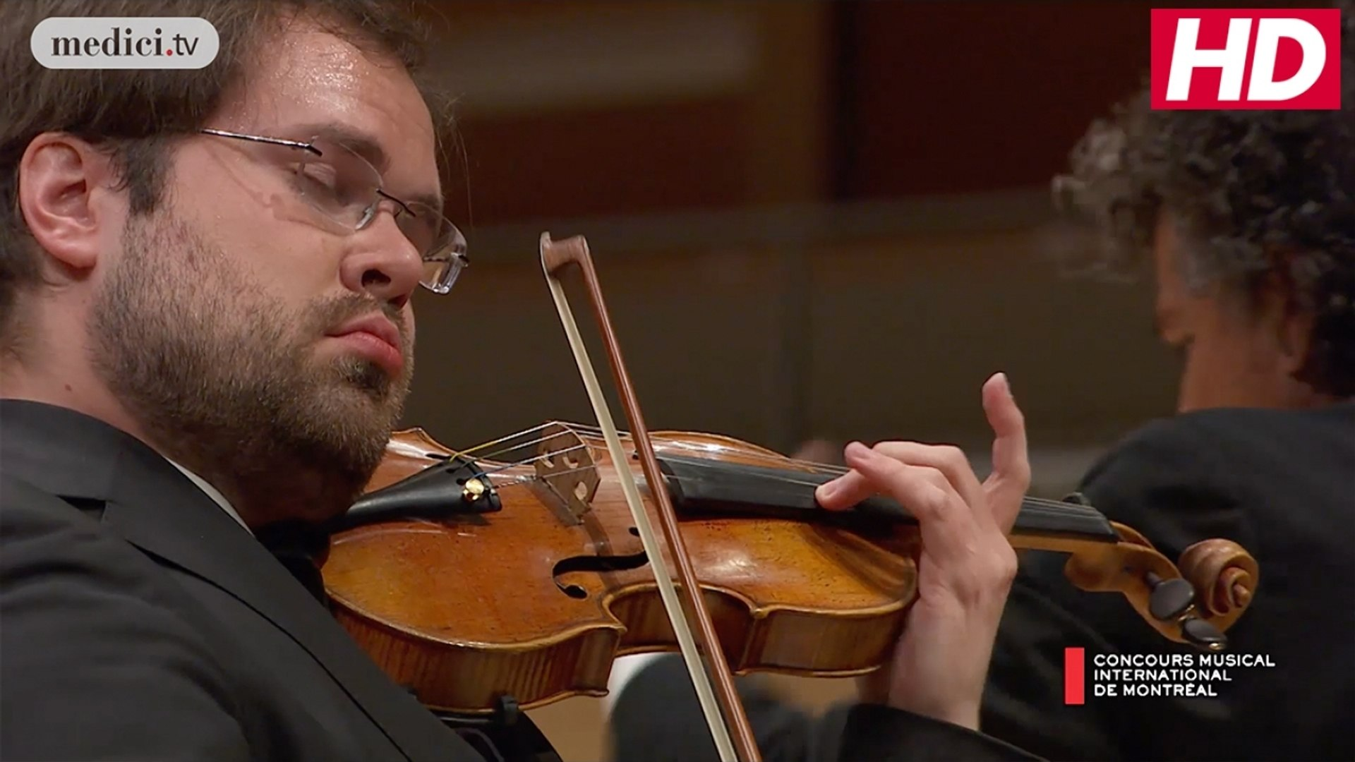 CMIM Final Round: Petteri Iivonen - Violin Concerto in D Minor - Sibelius