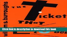 Download The Ticket That Exploded (Burroughs, William S.)  Ebook Free
