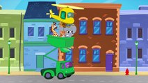 Morphle kids videos compilation with cars (19)