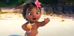 Moana Official International Trailer