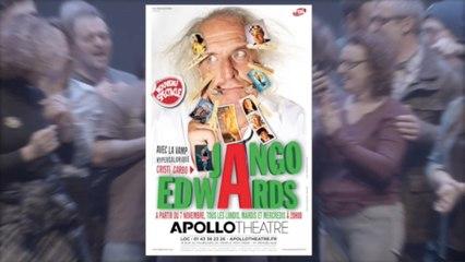 Jango Edwards à l'Apollo Theatre