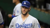 Dodgers Shut Down Clayton Kershaw