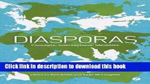 Download Diasporas: Concepts, Intersections, Identities Ebook Free