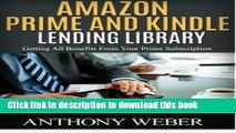 [PDF] Amazon Prime: Amazon Prime and Hacking for Dummies. A beginners Guide to Amazon Prime