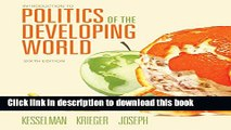 Read Bundle: Introduction to Politics of the Developing World: Political Challenges and Changing