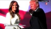 Melania Trump, inspirée, à pris le discours Michelle Obama