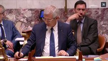 Vive tension entre Laurent Wauquiez et Manuel Valls lors de l'examen à l'Assemblée d'une prolongation de l'état d'urgence