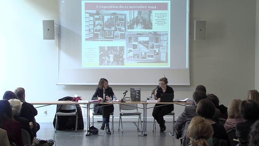 """Colloque Les grandes expositions des musées de la Ville de Paris - """"Les expositions face à l'histoire"""" Partie 2"""