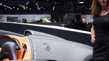 En direct du salon de Genève 2012 - La vidéo de la Bugatti Veyron Cabriolet