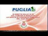Consiglio Comunale di Barletta - seduta del 19.07.2016   Diretta Streaming