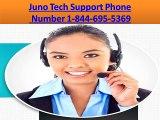 1-844-695-5369 Juno Customer Service Number