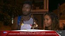 """""""Edition spéciale"""", LCI : le témoignage d'un jeune couple qui a essayé de sauver une victime"""