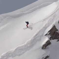 Julien Lopez rescapé d'une avalanche