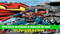 Read Superman: The Death and Return of Superman Omnibus  PDF Free