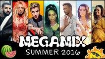 MEGAMIX : SUMMER 2016 (20 Smash Hits) with Drake, Rihanna, Beyoncé, Justin Timberlake, Britney Spears, Katy Perry, Justin Bieber, JLO, Shakira, Adele, Ariana Grande, Meghan Trainor, Sia, Fifth Harmony, Calvin Harris, David Guetta, Selena Gomez, G-Eazy...