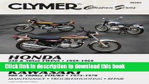 [PDF] Vintage Japanese Street Bikes: Honda, 250   305cc Twins, 1959-1969, Kawasaki, 250-750cc