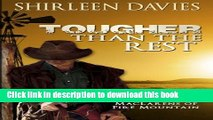 PDF Tougher Than The Rest: MacLarens of Fire Mountain (Volume 1) Free Books