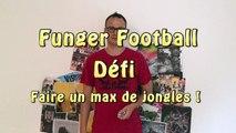 Défi - Faire un max de jongles ! #FungerFootball