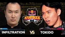 Red Bull Kumite 2016 : Tokido vs. Infiltration | Winners Grand Final