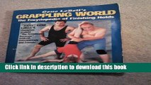 Download Book Gene Lebell s Grappling World: The Encyclopedia of Finishing Holds E-Book Free