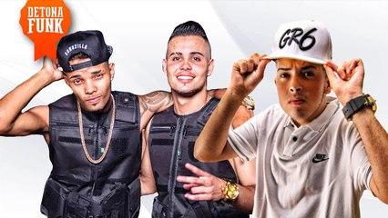 MC'S Zaac e Jerry e MC G15 - Bumbum Granada 2 (DJ Hs e DJ Rafinha Pzs) Lançamento 2016