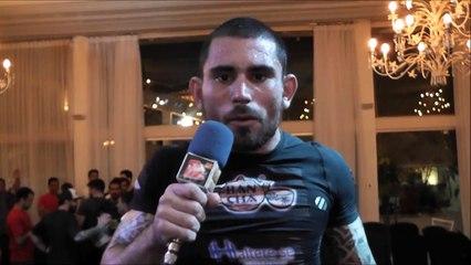TV Meiaguarda - Danilo Mota fala sobre a vitória no Triangle 2