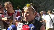 Cyclisme - Tour de France : Voeckler «Des épreuves de folie»