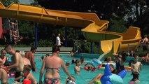 Groningen viert tropische dag aan het water - RTV Noord