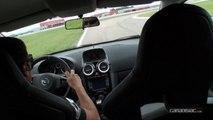 Les essais de Soheil Ayari : Opel Corsa OPC : le tour chrono