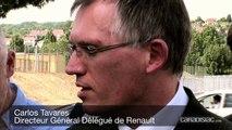 ITW vidéo Caradisiac - Le numéro 2 de Renault répond aux accusations de Christian Estrosi