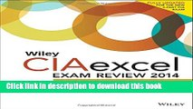 Download Books Wiley CIAexcel Exam Review 2014: Part 1, Internal Audit Basics (Wiley CIA Exam