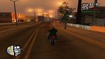 Zagrajmy w Grand Theft Auto San Andreas # 15 Plaża, dzika plaża