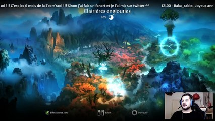 Rediffusion - Ori and the blind forest - Episode 1