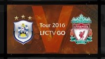 All Goals & Highlights HD - Huddersfield 0-2 Liverpool - Friendly 20.07.2016