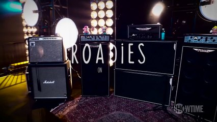 Roadies On Set with My Morning Jacket's Jim James SHOWTIME Series