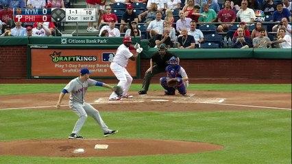 7-16-16 - Howard, Eickhoff help Phillies top Mets, 4-2