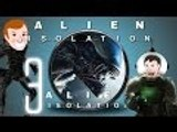 Alien Isolation: Where is the Alien? - Part 3 - Game Bros