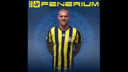 Fenerbahçe 2016-17 Sezonu Formaları