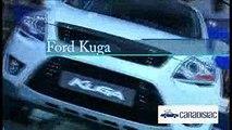 Francfort 2007 : Ford Kuga