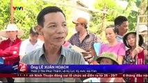 Hà Tĩnh- Nhiều ngư dân ở vùng biển nhiễm độc bất ngờ bị dừng hỗ trợ.