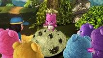 Los Osos Amorosos: Bienvenidos a Mucho Mimo (Español de España) 1x08 - Patrañas y consecuencias -360p-