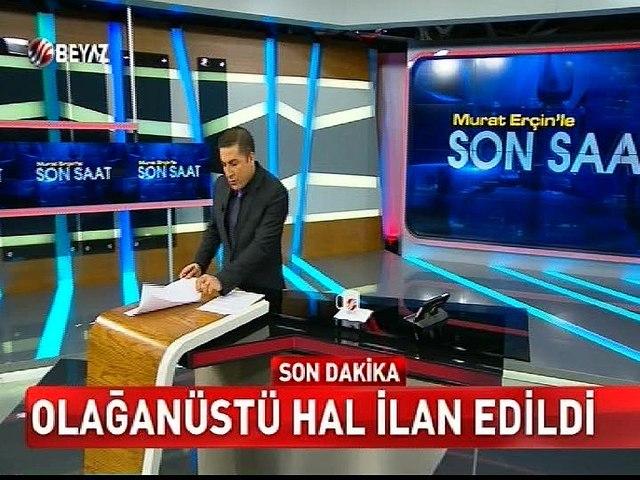 Murat Erçin'le Son Saat 20 Temmuz 2016