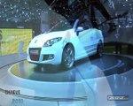 Renault Megane 3 CC au salon de Geneve