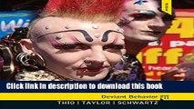 [PDF] Deviant Behavior Download Online