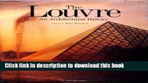 Read Book The Louvre: An Architectural History ebook textbooks