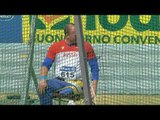 Men's discus throw F57 | final | 2016 IPC Athletics European Championships Grosseto